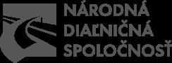 Logo Národná diaľničná spoločnosť, a.s.