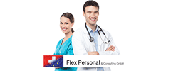 Logo Flex Personal & Consulting GmbH