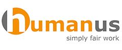 Logo Humanus Personalservice GmbH