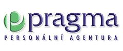 Logo Pragma - personální agentura