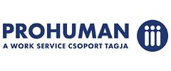 Logo Prohumán 2004 Kft.
