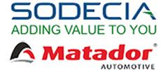 Logo MATADOR Automotive Vráble, a.s.